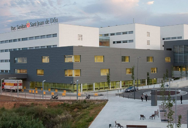 Hospital St. Joan de Dèu, Hospitecnia