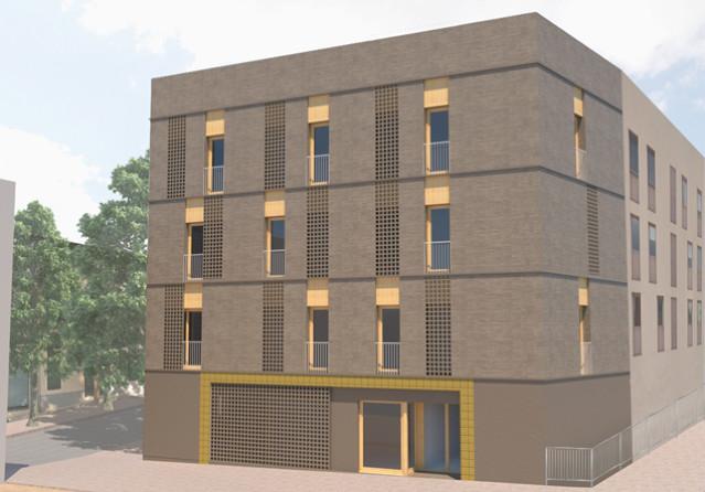 Nova Costrucció Centre d'Acollida Assís, Barcelona