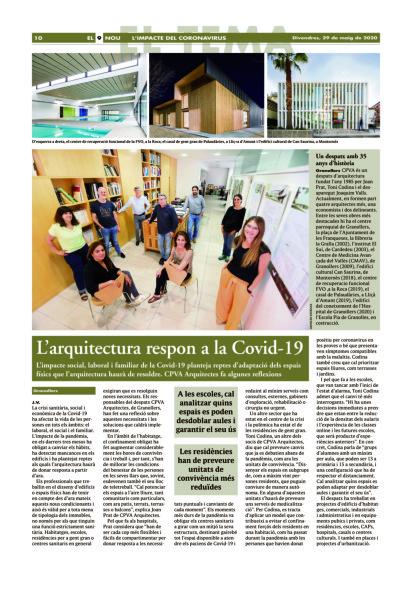 L'arquitectura respon a la Covid-19