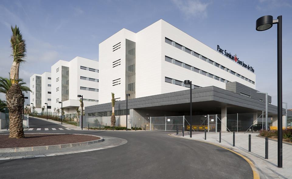 Hospital Parc Sanitari Sant Joan De Deu